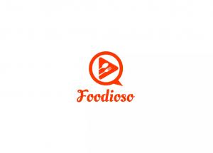 Foodioso - Logo Animation - Motion Graphics