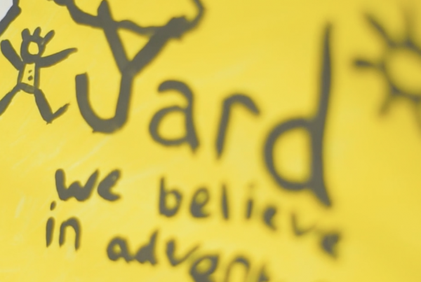 The Yard Edinburgh - Charity Crowdfunding Film