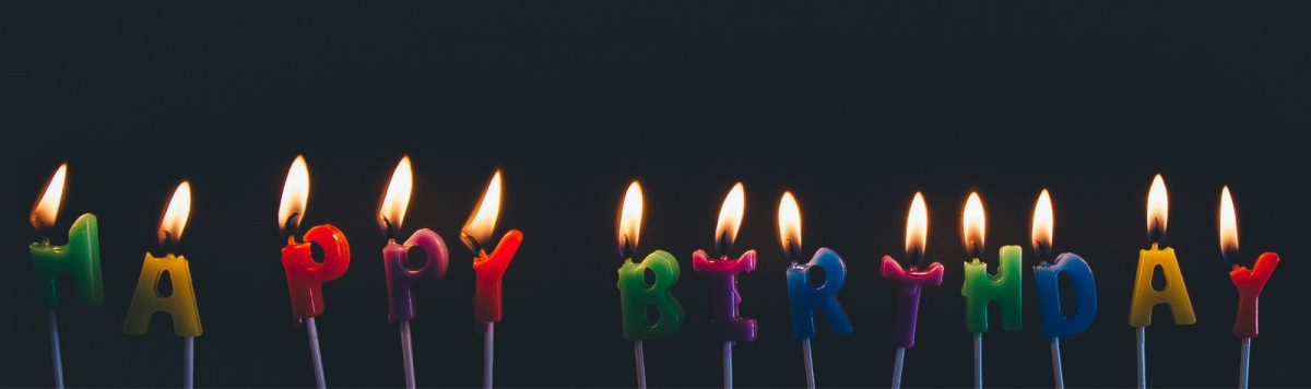 A Happy First Unbirthday To Us!