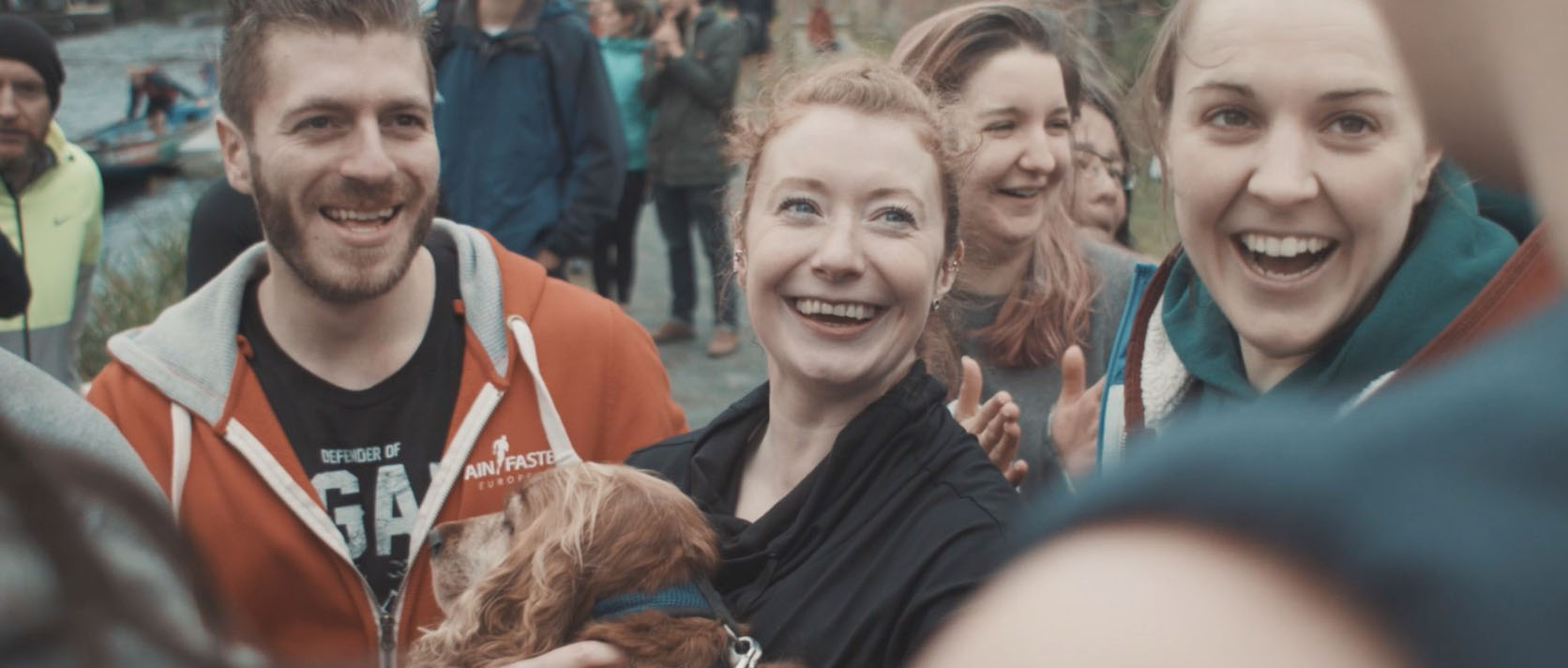 Glasgow Canal Project - People Video