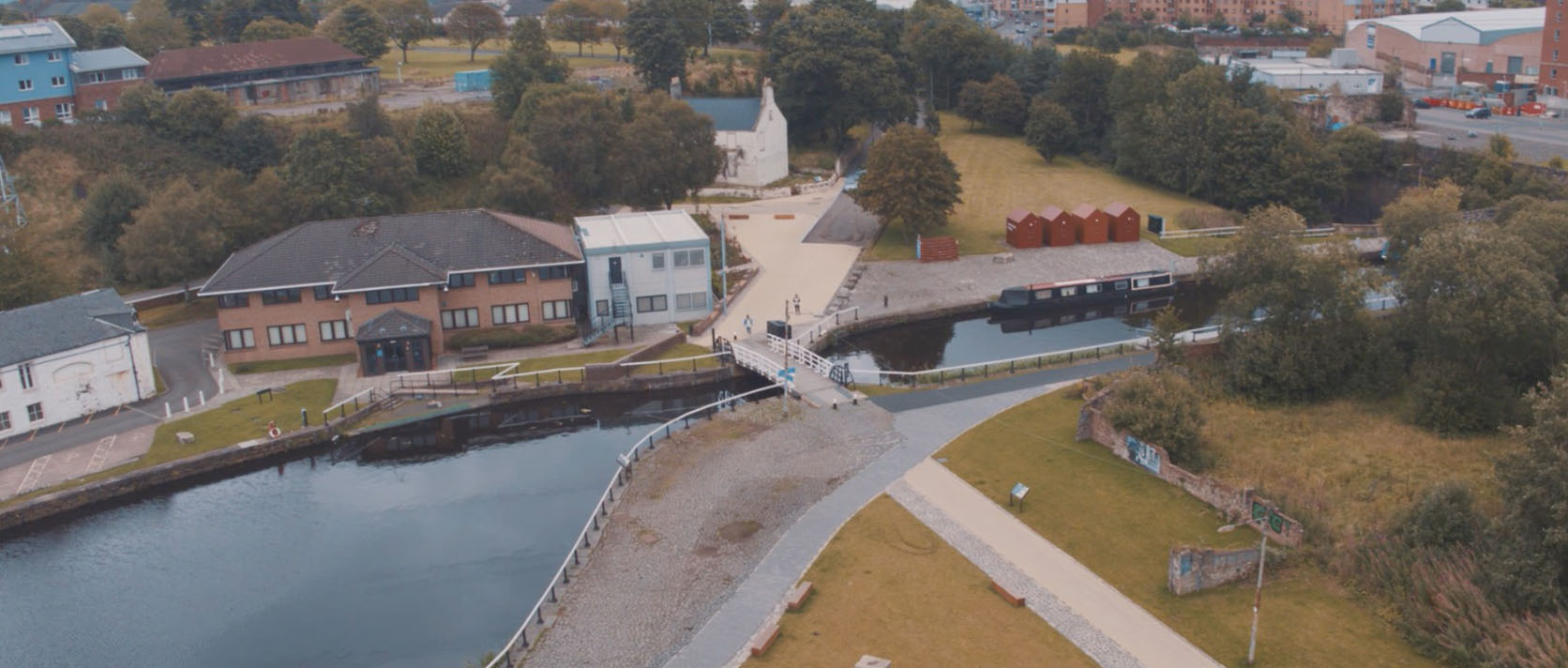 Glasgow Canal Project - Scottish Canals Video